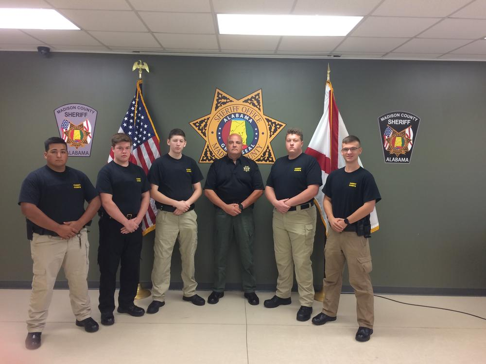 Cadet & Reserve Corps - Madison County Sheriff's Office