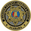 Madison County Sheriff's Office Badge
